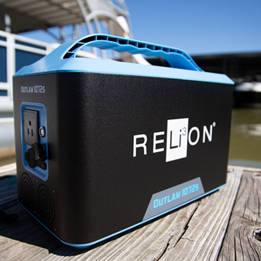 Feature Product: RELiON Outlaw 1072s Portable Power Station